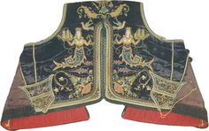 Rear view of a male vest from the island of Thasos (NE Aegean), early century. Greek Costumes, Men's Costumes, Folk Costume, Greek Traditional Dress, Traditional Outfits, Thasos, Ideal Beauty, Embroidery Dress, Albania