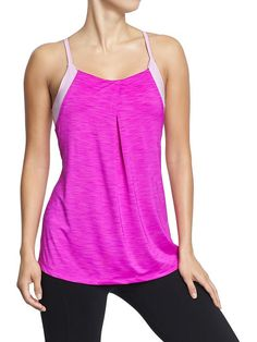 Women's Old Navy Active 2-in-1 Racerback Tanks Product Image