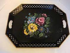 black tole trays - Google Search