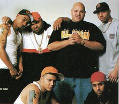 Big Pun and Fat Joe and the rest of the Latino emcee crew The Terror Squad! Hip Hop Hooray, Hip Hop And R&b, 90s Hip Hop, Love N Hip Hop, Hip Hop Rap, Rap Music, Music Icon, Hip Hop Artists, Music Artists