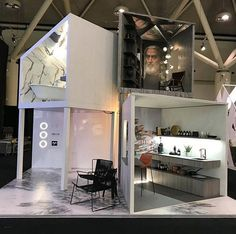 2018 IDS18 Award-winning booth design | u31, AyA Kitchens and Cleaf (@ayakitchens) | Twitter