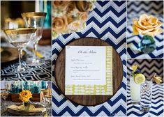 Gorgeous Blue Tablescape Design at PlumpJack Squaw Valley Inn http://www.plumpjackquawvalleyinn.com