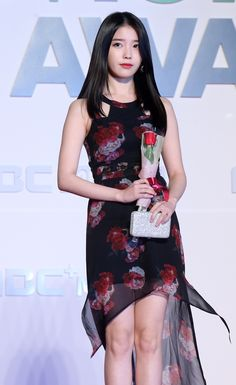 IU wore a $31 dress to the 2014 Melon Music Awards