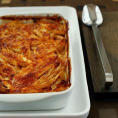Fennel and Potato Gratin from @MyRecipes.com #fennelfriday #hgeats