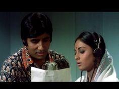 Lootey Koi Man Ka Nagar - Abhimaan - Amitabh Bachchan, Jaya Bhaduri - Ro...