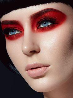 "Make-up: Sandu Iuliana Hairstyling: Bacioi Sergiu Concept: Make up academy ""BEAUTY FOR LIFE"" www.beautyfor-life.com"
