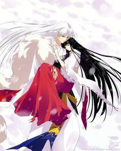 Tags: Anime, InuYasha, Sesshomaru, Kikyo