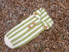 Crochet Baby Cocoon by AnaHerring on Etsy