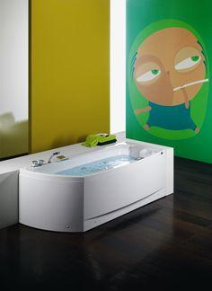 Linea massasjekar fra Interform Bathtub, Bathroom, Standing Bath, Washroom, Bathtubs, Bath Room, Bath, Bathrooms, Bath Tub