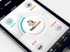 Fidotown - Home Screen Select