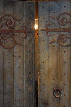 Firestone Winery in Santa Inez Valley, CA  I can see myself walking through these doors