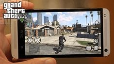 Get GTA 5 for your Android phone or iOS device. Gta 5 Mobile, Mobile Game, Game Gta V, Play Gta 5, Pc Console, Gta 5 Online, Rockstar Games, Android Apk, Partners In Crime