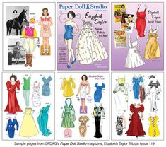 OPDAG - Paper Doll Studio Magazine Issue 119 - Click Image to Close