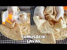 Lava, Turkish Recipes, Ethnic Recipes, Types Of Bread, Food And Drink, Cooking, Desserts, Youtube, Brot