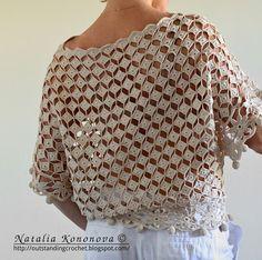 Outstanding Crochet: Crochet top
