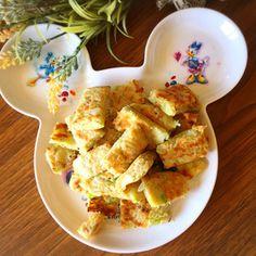 【離乳食後期】パクパクお好み焼き by ままつん [クックパッド] 簡単おいしいみんなのレシピが254万品
