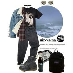 hipster outfits plus size Grunge Outfits, Edgy Outfits, Grunge Fashion, Fashion Outfits, Edgy School Outfits, Hipster Outfits, Cheap Fashion, Fashion Women, 90s Outfit