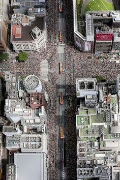 Ginza Parade, Japan