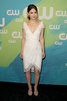 Melissa Benoist – The CW Upfront Presentation in New York 19.05.16