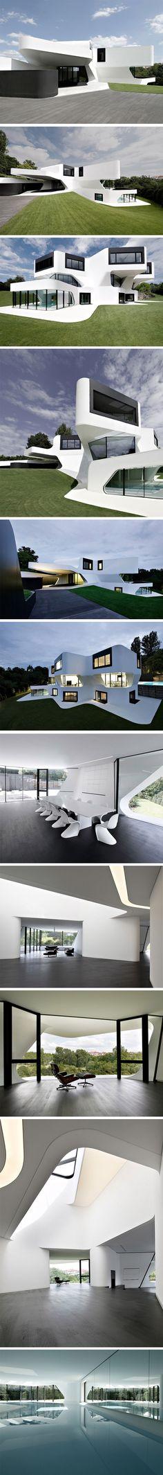 Dupli Casa par J.Mayer H.