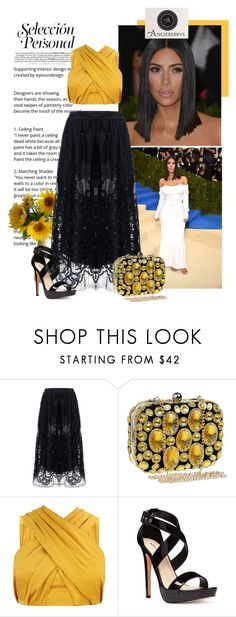 """""""Angieberrys"""" by sierraday ❤ liked on Polyvore featuring GALA and Nine West"""