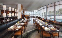 Jumeirah Emirates Towers Hotel - Dubai Restaurants - Mosaico - Italian