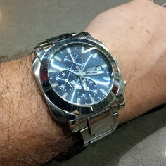 I have become uncharacteristically obsessed with a quartz watch .... #watch #womw #wotd #timepiece #wristporn #watchgramm #wristshot #wristswag #wristgame #watchfam #wristwatch #watchesofinstagram #dailywatch #watches #watchgeek #watchnerd #instagood #igers #instalike #picoftheday #me #fashion #swag #photooftheday #style #love #time #instadaily #TagsForLikes #TFLers @TagsForLikes