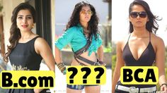 10 Most Educated South Indian Actresses | Samantha,Anushka Shetty,,Taman...