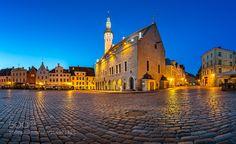 Tallinn Town Hall by anshar