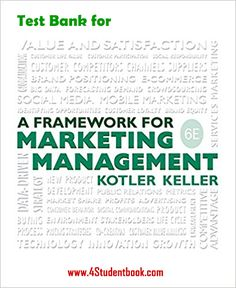 Organic chemistry 9th edition wade test bank test banks solutions test bank for framework for marketing management 6th edition product details by philip t kotler author kevin lane keller author publisher pearson fandeluxe Choice Image