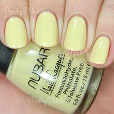 "Nubar ""Spotlight"" | Peachy Polish"