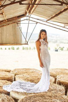 Grace Loves Lace Wedding Dresses — Untamed Romance Bridal Shoot   Wedding Inspirasi