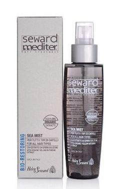 BIO-RESTORING SEA MIST 125 mL - cod. 4241  Salt texturizer ideal for all hair types, with moisturising Extract of Yellow nutsedge Defines hair, giving it fullness and creating a semi-matte pliable texture.   USE: Shake well before use. Spray on damp or dry hair and dry naturally or with a diffuser.
