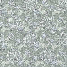 The wallpaper Seaweed - from William Morris is wallpaper with the dimensions m x 10 m. The wallpaper Seaweed - belongs to the popular William Morris Tapet, William Morris Wallpaper, Morris Wallpapers, Fabric Wallpaper, Wallpaper Roll, Wall Wallpaper, Pattern Wallpaper, Classic Wallpaper, Beautiful Wallpaper
