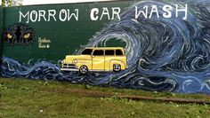206 best spiffy in a jiffy car wash images on pinterest car mural i did for morrow car wash solutioingenieria Image collections