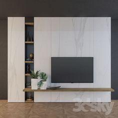 stylish Stylish Tv Wall Unit Ideas For Stunning Living Room Design Living Room Tv Unit, Wall Panel Design, Tv Wall Design, Tv Unit Decor, Fake Walls, Tv Room Design, Bedroom Wall Units, Wall Design, Living Room Tv Wall