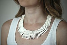 The Tribal Queen Necklace