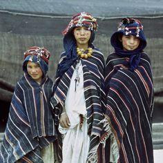 La beauté du patrimoine berbère résumée en 20 photos exceptionnelles