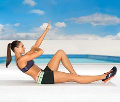 Flat Abs in 5 Minutes: Workouts: Self.com:Exercise physiologist Michele Olson has dedicated a chunk of her career to discovering the fastest, smartest way to firm your abs. Here, an exclusive routine based on her latest findings. The research will transform your gut.