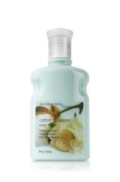 bath and body works cotton blossom - Google Search