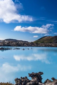 One of Iceland's biggest draws, the Blue Lagoon, is withing driving distance of the hotel. #Jetsetter Radisson Blu 1919 Hotel Reykjavik
