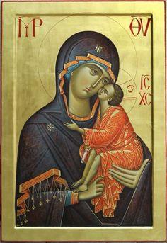 The Donskaya Icon of the Theotokos 善導之母