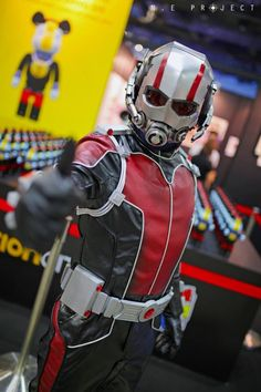 Ant-Man Photographed by N.E Project