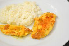 Honey and Mustard Chicken Breasts