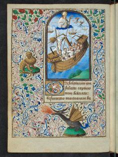 Libro de horas de Simon de Varie. Parte 2 — Visor — Biblioteca Digital Mundial