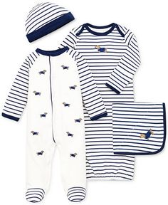 1dd115893 Little Me Baby Boys' Dachshund Gift Bundle & Reviews - Sets & Outfits - Kids  - Macy's