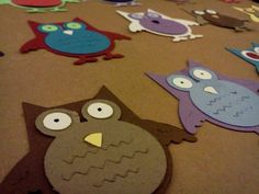 Owls With Moustaches on Etsy, $10.00