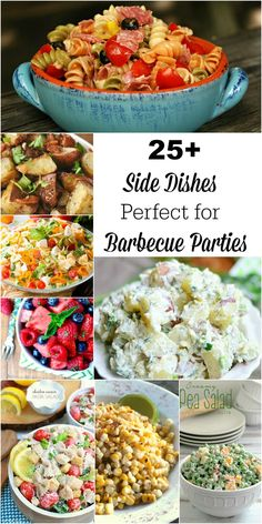 25+ Side Dishes Perfect For Your Next Barbecue from @willcook4smiles