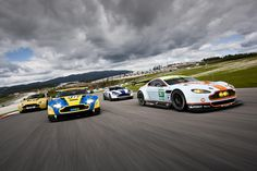 2014 marks ten years of Aston Martin Racing and the FIA World Endurance Championship (WEC) will once again be the highlight of the calendar, as the team fields four V8 Vantage GTEs in the full season, and as many as seven cars at the 24 Hours of Le Mans. This campaign will be complemented by some of the toughest endurance races in the world; Nürburgring 24 Hours (N24) and Spa 24 Hours in the V12 Vantage GT3.