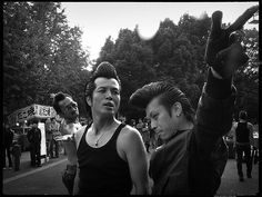 Asian men in rockabilly style...Yeah, I've found my newest fetish.